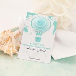 PREZENT dla Świadkowej balsam do ust EOS Podóż Poślubna