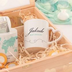 SKRZYNKA dla Pary Młodej Kolekcja Podróż Poślubna