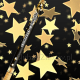 KONFETTI WYSTRZAŁOWE deszcz złotych gwiazd