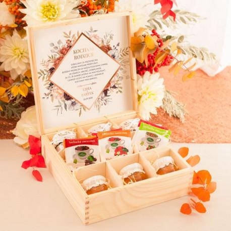 SKRZYNKA dla Rodziców Skarby Natury Kolekcja Barwy Jesieni