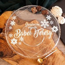 PATERA na Ciasto prezent na święta Świąteczne Wypieki