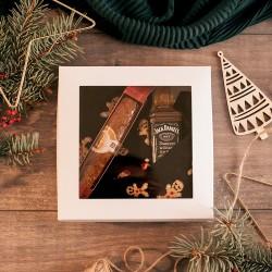 PREZENT na Święta Bożego Narodzenia SKARPETY + CYGARO