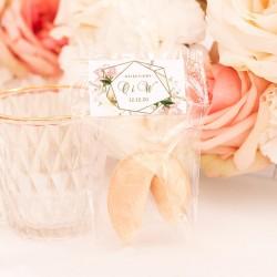 CIASTECZKO dla gości z wróżbą Rocznica Ślubu (+etykieta)