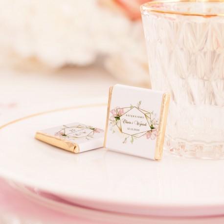 CZEKOLADKA ślubna personalizowana Rocznica Ślubu