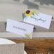 WIZYTÓWKA personalizowana Kolekcja Słoneczniki