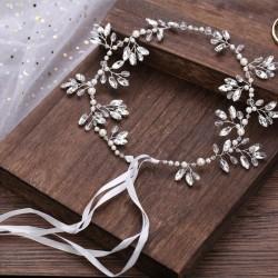 OPASKA ślubna do włosów dla Panny Młodej Lilou