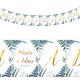LITERA do baneru personalizowanego Botanica