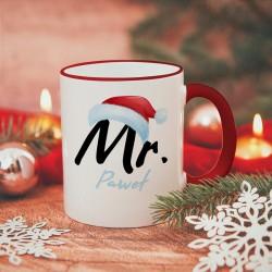 Kubki Mr i Mrs do wyboru. Idealny prezent na Święta Bożego Narodzenia dla niej i dla niego.