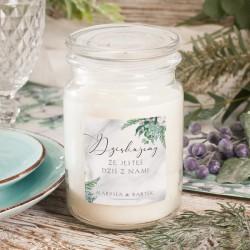 ŚWIECA zapachowa prezent dla bliskiej osoby Kolekcja Magiczna