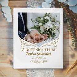 ALBUM na Pamiątkowe Fotografie Prezent z okazji Rocznicy Ślubu