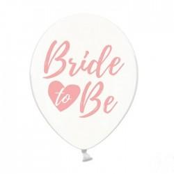 Balony dekoracyjna na Wieczór Panieński. Idealny dodatek do pamiątkowych zdjęć z napisem Bride to be.