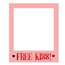 RAMKA do selfie ♥︎ FREE KISS! ♥︎
