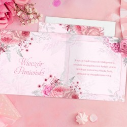 KARTKA z życzeniami dla przyszłej Panny Młodej