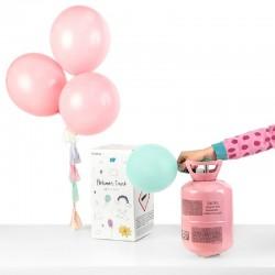 BUTLA z helem na 30 sztuk balonów
