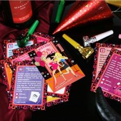 KARTY Gra na wieczór panieński W DOMU