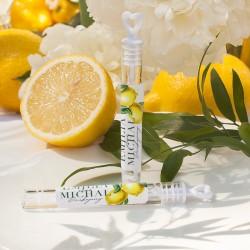 BAŃKI mydlane z personalizacją Słoneczna Cytryna
