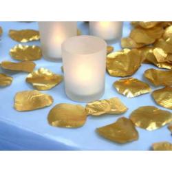 PŁATKI róż złote/srebrne 100szt