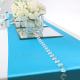 SATYNA/BIEŻNIK Tiffany Blue 36cmx9m