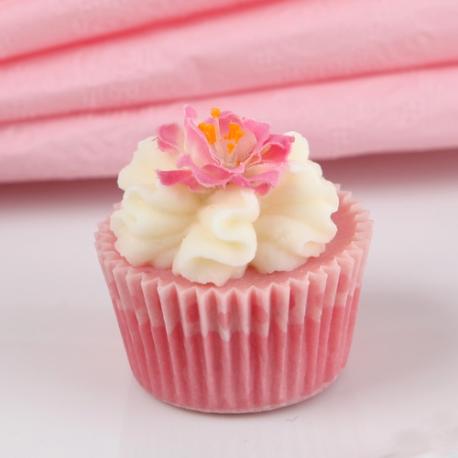 MYDEŁKO zapachowe podziękowanie Babeczka z kwiatkiem
