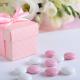 PASTYLKI czekoladowe białe+różowe opakowanie 250g