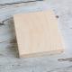 PUDEŁKO drewniane z prośbą o błogosławieństwo Z IMIONAMI