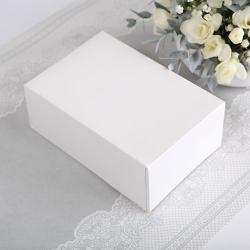 PUDEŁKA na ciasto do własnej aranżacji Białe 10szt