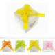 KOKARDKI plastikowe dekoracyjne 50szt