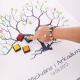 KSIĘGA GOŚCI personalizowana Rodzinne Drzewo 50x70cm