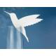 WINIETKI wizytówki na kieliszek Koliber 10szt