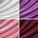 SATYNA kolory do wyboru 1,5mx10m