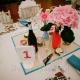 RAMKA na stolik na numerek
