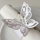 SERWETNIKI Ażurowe Motyle 10szt
