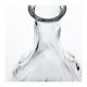 WAZONIK szklany ZAKRĘCONY 17cm