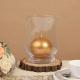 WAZON/LAMPION grube dno Wenecja 25 cm