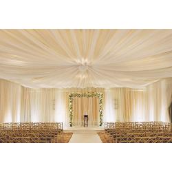 TIUL dekoracyjny w beli 1,5m x 50m