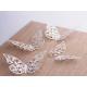 MOTYLKI dekoracyjne Ażurowe małe 10szt ZPM1M