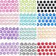 GIRLANDA kryształowa II kolory PROMOCJA KONIEC SERII