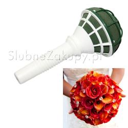 MIKROFON florystyczny na bukiet ślubny