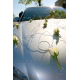 PRZYSSAWKA do samochodu na kwiaty/wianki 5,5cm