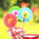 ROZETKI dekoracyjne papierowe Candy Bar 100szt