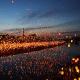 LAMPION Spełnionych Życzeń Serce