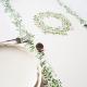 BIEŻNIK flizelinowy Greenery 40cmx10m