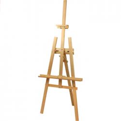 SZTALUGA drewniana na plakat OGROMNA 175cm