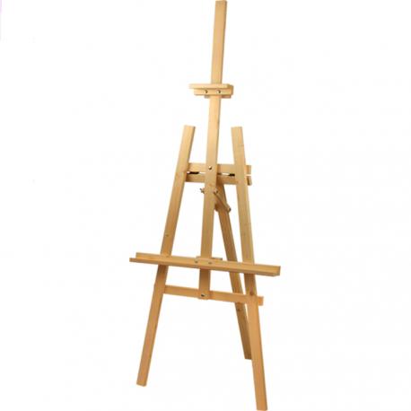 SZTALUGA drewniana na plakat OGROMNA 175 cm