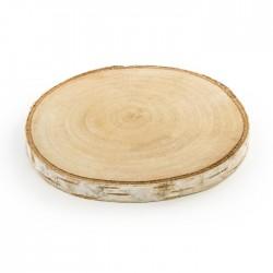 PODSTAWKI drewniane 11,5-13,5 cm 2 szt.