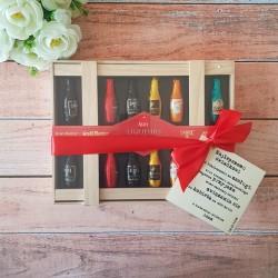 ZESTAW ALKOHOLOWY słodkie podziękowanie dla Świadka/Taty