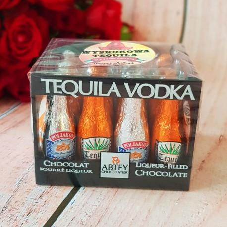 CZEKOLADKI Wyskokowa Tequila podziękowanie dla Świadka