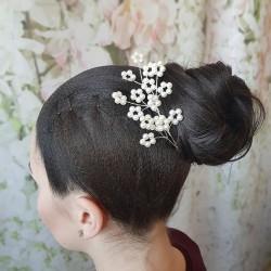 GAŁĄZKA do włosów Perłowe Drzewko