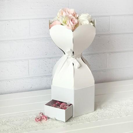 Pudełko FLOWER BOX Lilia