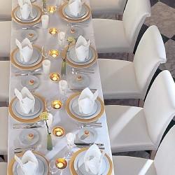 SERWETKI fizelinowe AIRLAID białe 800szt NAJTAŃSZE na rynku!!!